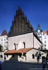 Prague Private Guided Tours / Jewish Synagogue