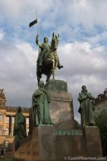 Prague Private Guided Tours / St. Wenceslav Sq.