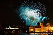 Prague Guide: Fireworks